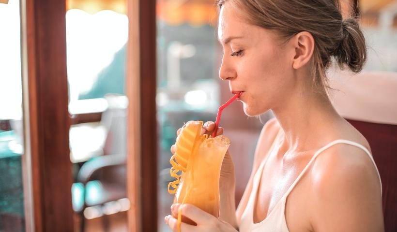 Bateu o calor? Peça bebidas refrescantes no RioMar Online