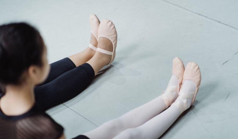 Ballet infantil faz sucesso entre os pequenos na Cia Athletica