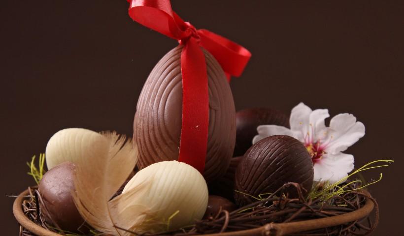 Páscoa: cestas especiais da Lugano para quem ama chocolate