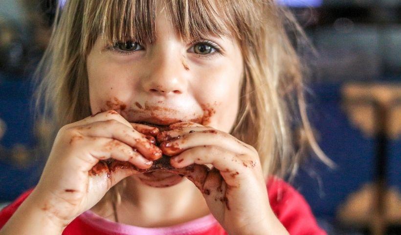 Páscoa com chocolate faz a alegria da criançada em casa