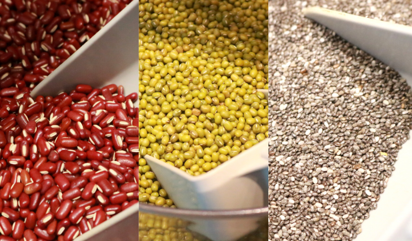 Mercado Orgânico: produtos a granel para comer bem em casa