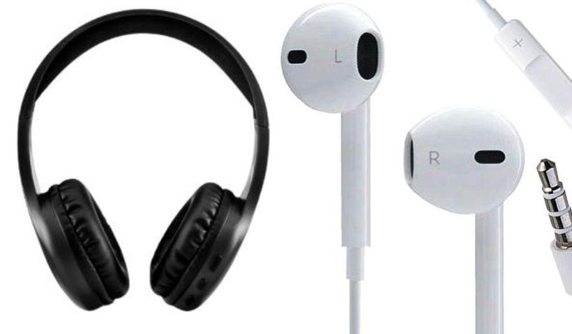 Ache o fone de ouvido ideal para você no RioMar Online