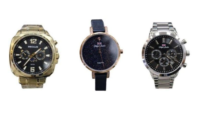 Relógio novo? Horloge tem vários modelos no RioMar Online
