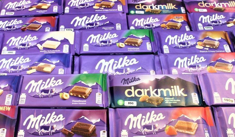 Chocolate Milka é a novidade saborosa do RioMar Online