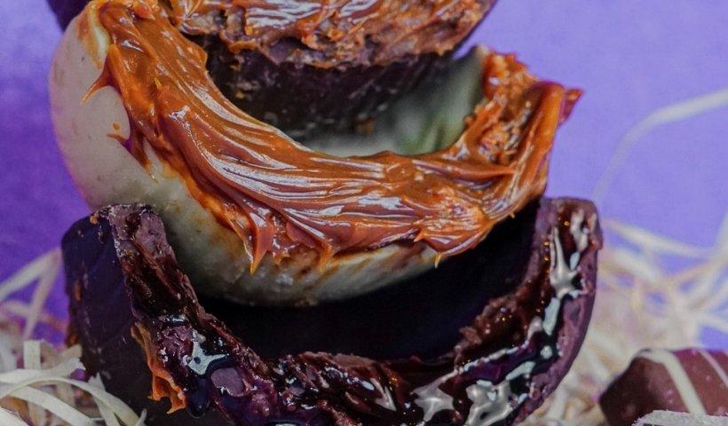 Páscoa Lugano: ovos e até coelhinho em forma de chocolate