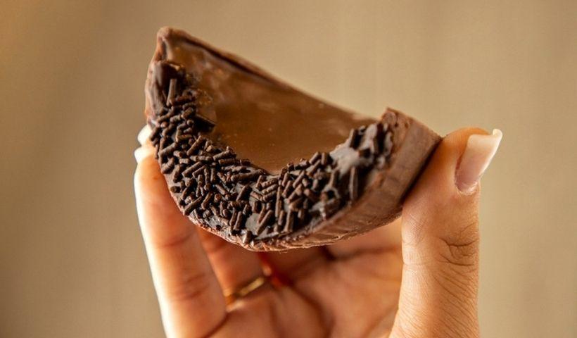 Dieta na Páscoa? Planeta Bombom com ovos de chocolate light