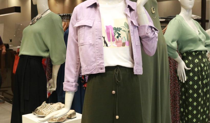 Moda, estilo e sofisticação no presente de Dia da Mães