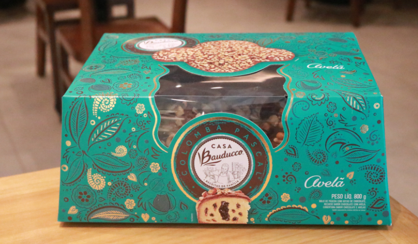Colomba Pascal: vários sabores da delíca na Casa Bauducco