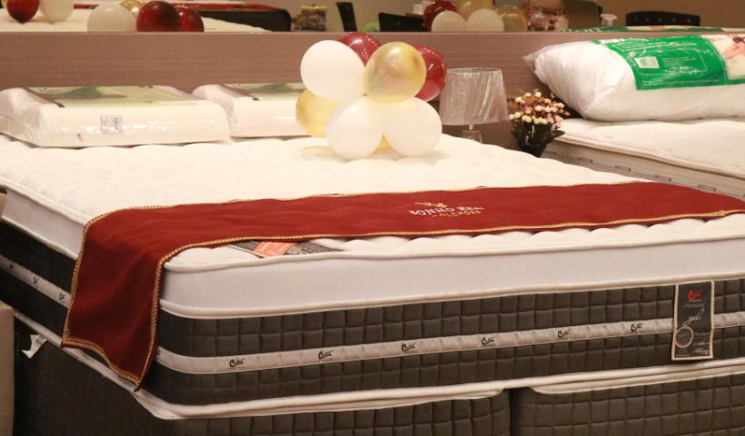 Sonho Real é a nova loja de colchões inaugurada no RioMar