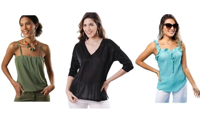 Dia das Mães na Blu K com roupas para todos os estilos