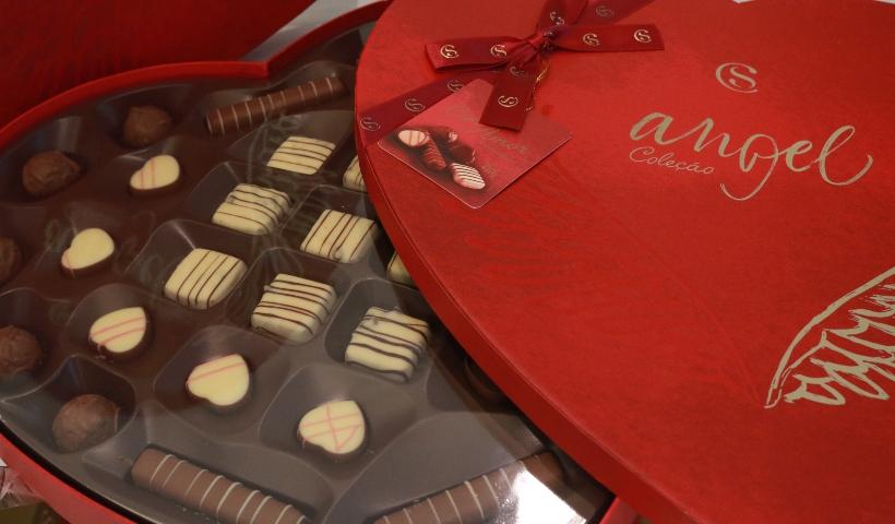Adoce o Dia das Mães com chocolates Cacau Show