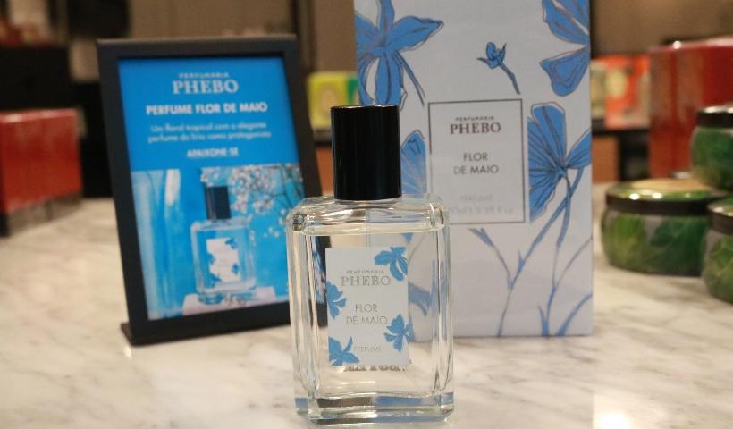 Phebo perfuma o Dia das Mães com a fragrância Flor de Maio