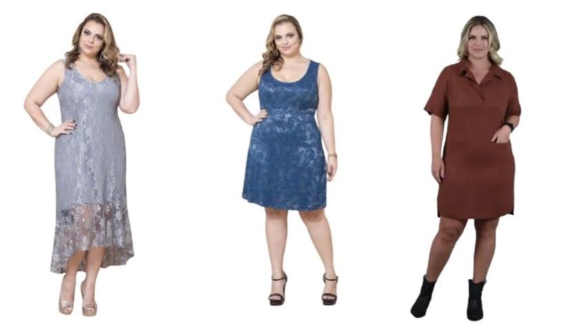 Program: moda plus size chega ao RioMar Online
