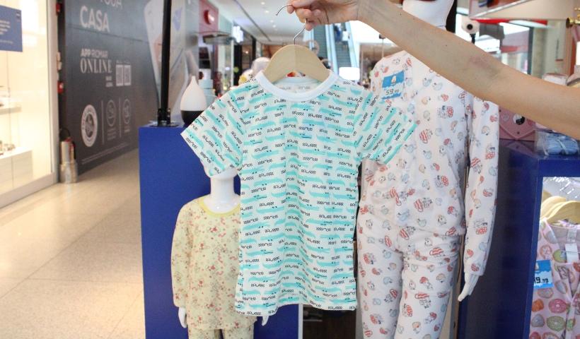 Pijamas para os pequenos em destaque na Zen Sono