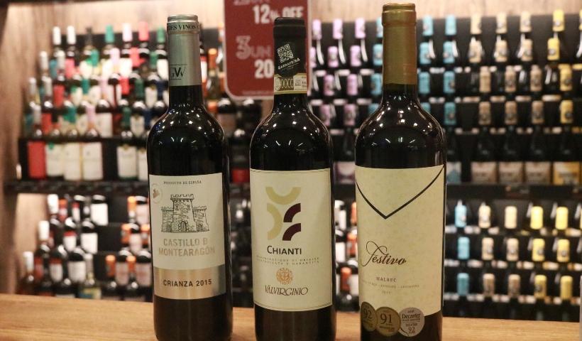 Sexta-feira Santa: encontre o vinho certo no RioMar