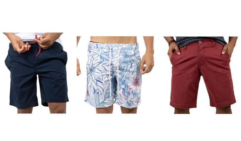 Bermudas masculinas para todos os estilos no RioMar Online