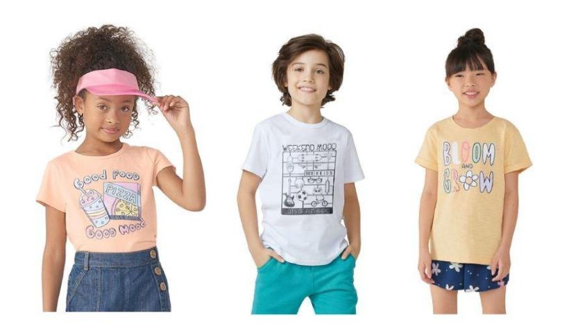Hering: mais estilo para a criançada no RioMar Online