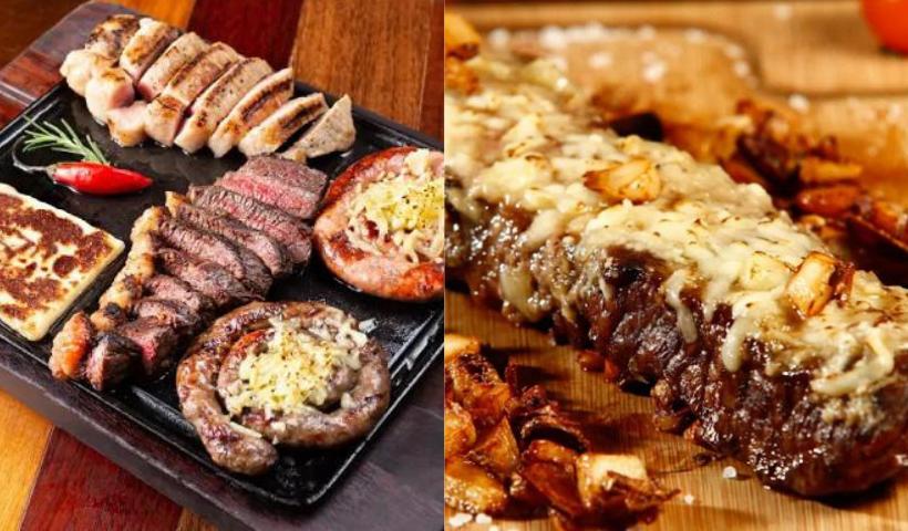 Novidades do Tapa de Cuadril Steak House na sua casa