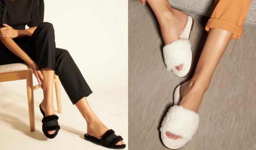 Arezzo Home: novos modelos estilo pantufa para usar em casa