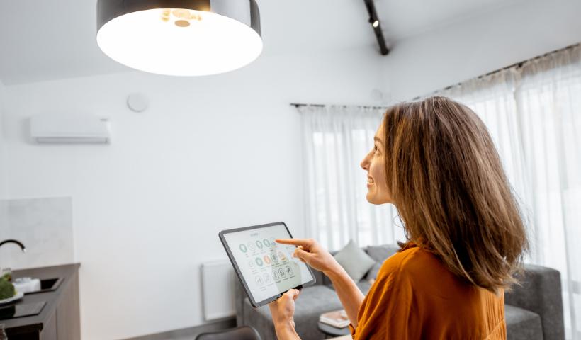 Casa inteligente: tecnologia e comodidade presente no seu lar
