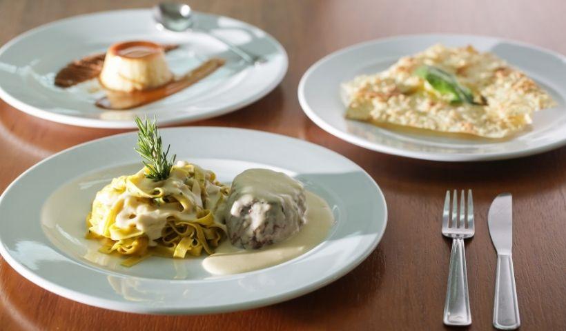 Dom Ferreira: entrada, prato principal e sobremesa por R$ 49,99