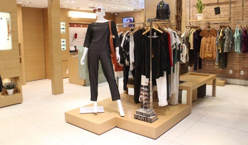BluK: a moda clássica de sempre em novo espaço no RioMar