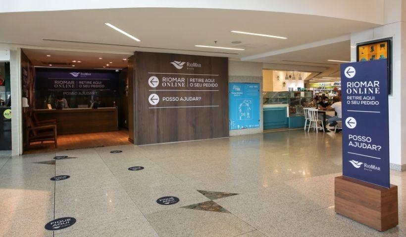 RioMar Online: compre e retire no RioMar sem pagar frete