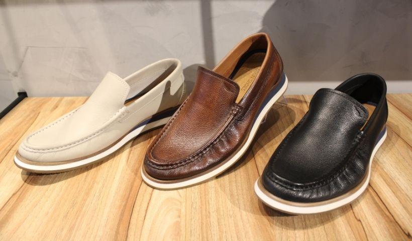 Calçados masculinos com beleza e conforto na Main Shoes