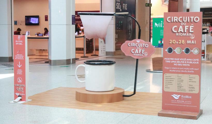 Espaços Instagramáveis do Circuito do Café para caprichar no click