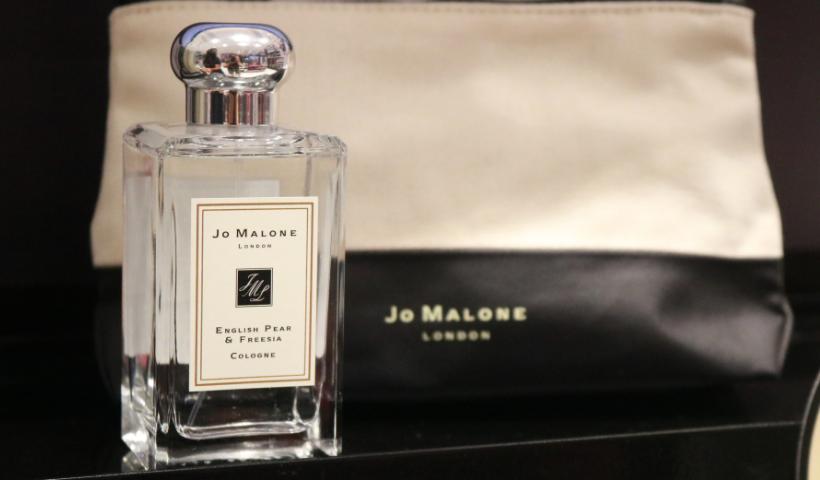 Perfumes da britânica Jo Malone com exclusividade na Sephora