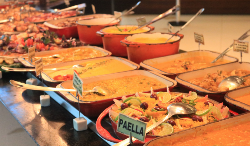 Australia Buffet & Grill com todo seu sabor no RioMar