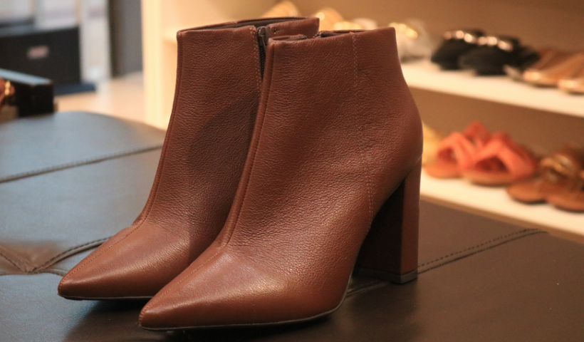 Calçados da Constance com até 50% off na Queima de Inverno