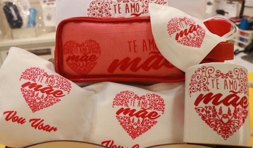 Dia das Mães: itens personalizados para presentear com amor