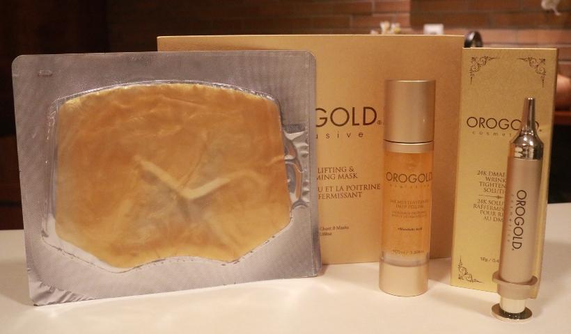 Orogold: novos produtos de beleza para quem ama se cuidar
