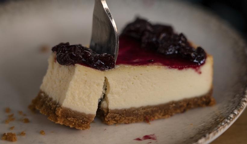 Cheesecake & Tal: peça sua sobremesa no RioMar Online