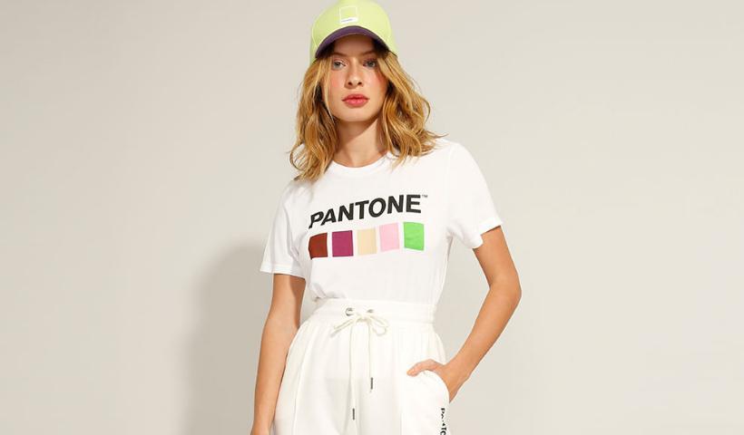 Pantone + C&A = nova coleção exclusiva e cheia de cores
