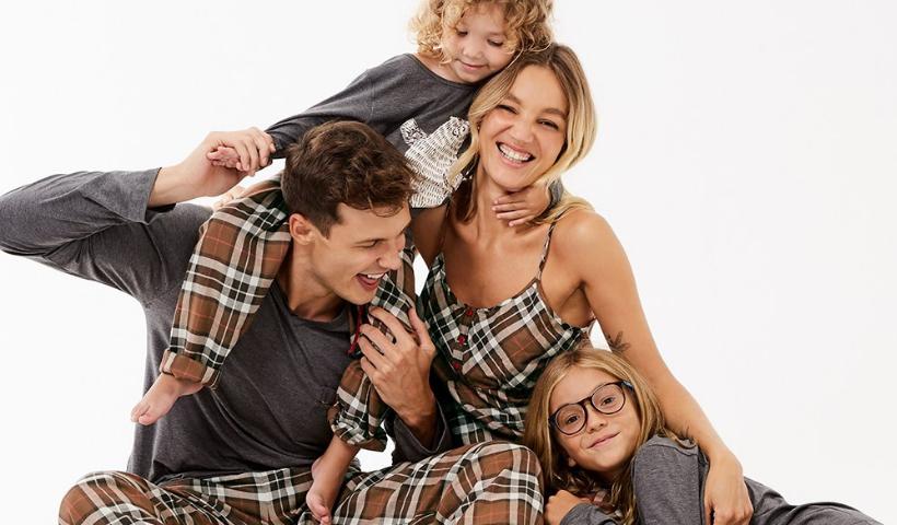 Pijamas para toda a família? É só escolher no RioMar Online