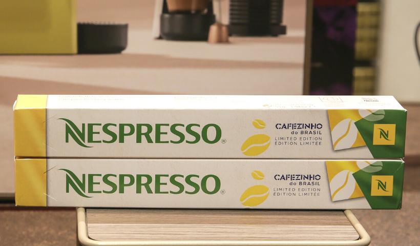 Nespresso celebra seus 15 anos no Brasil com edição limitada