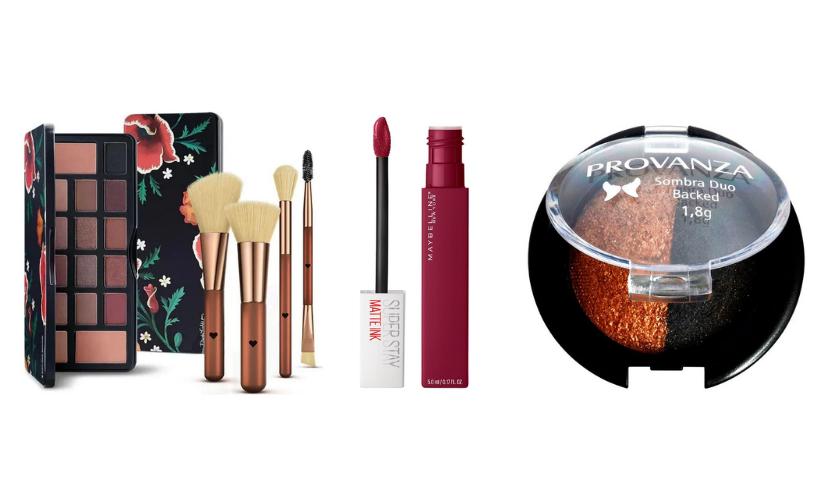 Dia das Mães repleto de maquiagens no RioMar Online