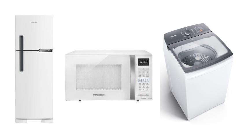 Império tem promos em eletrodomésticos no RioMar Online