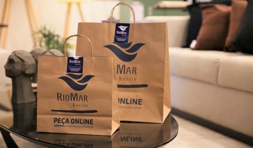 Live Shop Mães RioMar com frete grátis