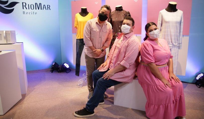 Live Shop Mães RioMar coroa o entretenimento com ofertas online