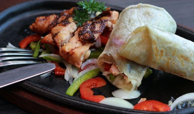 Wrap, gosta? Veja 7 opções da delícia no RioMar Online