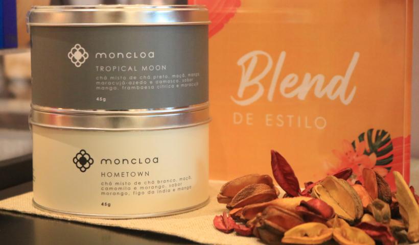 Chás da Moncloa com blends especiais de outono e inverno