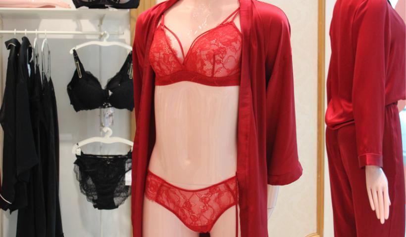 Encontre a lingerie perfeita para a noite do Dia dos Namorados