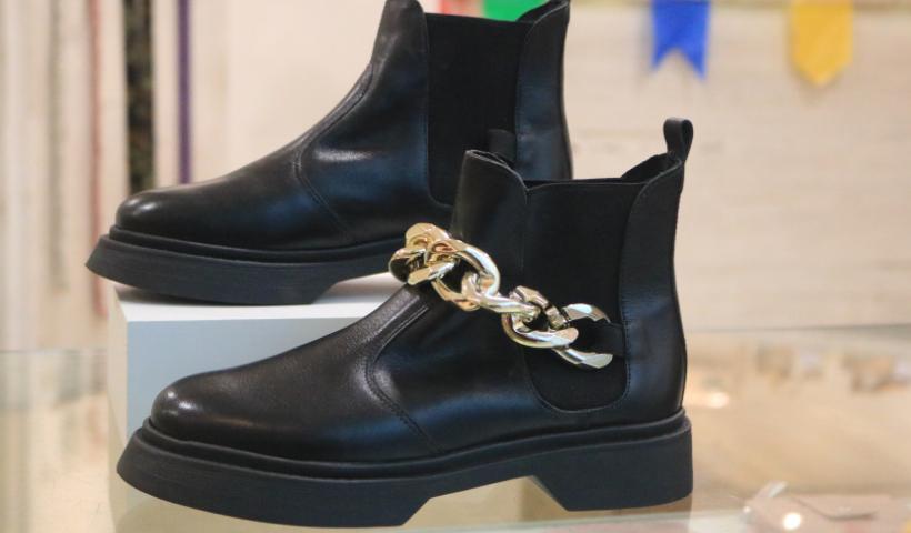 Coturno e Slip On entre as botas da moda neste inverno