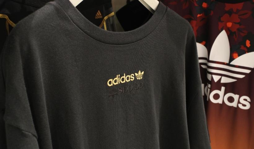 Adidas Originals traz peças com até 50% de desconto