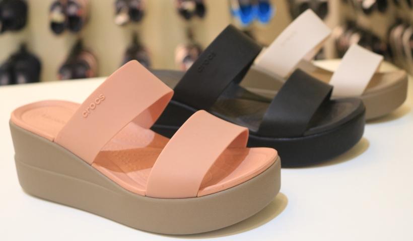 Crocs: novo modelo para quem ama calçados confortáveis