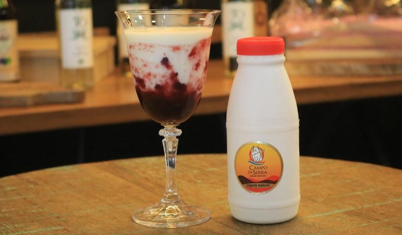 Iogurte Natural é novidade na Campo da Serra