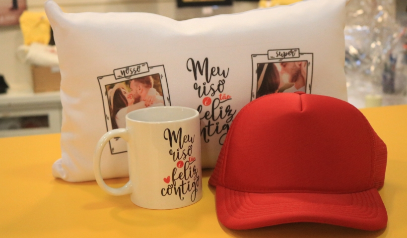 Pense e Borde: kits presonalizados para o Dia dos Namorados